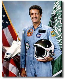 قائمة رواد الفضاء العرب ويكيبيديا