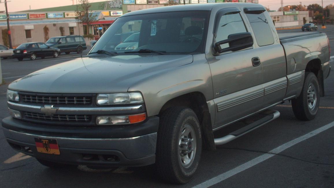 File 99 02 Chevrolet Silverado 2500 Extended Jpg