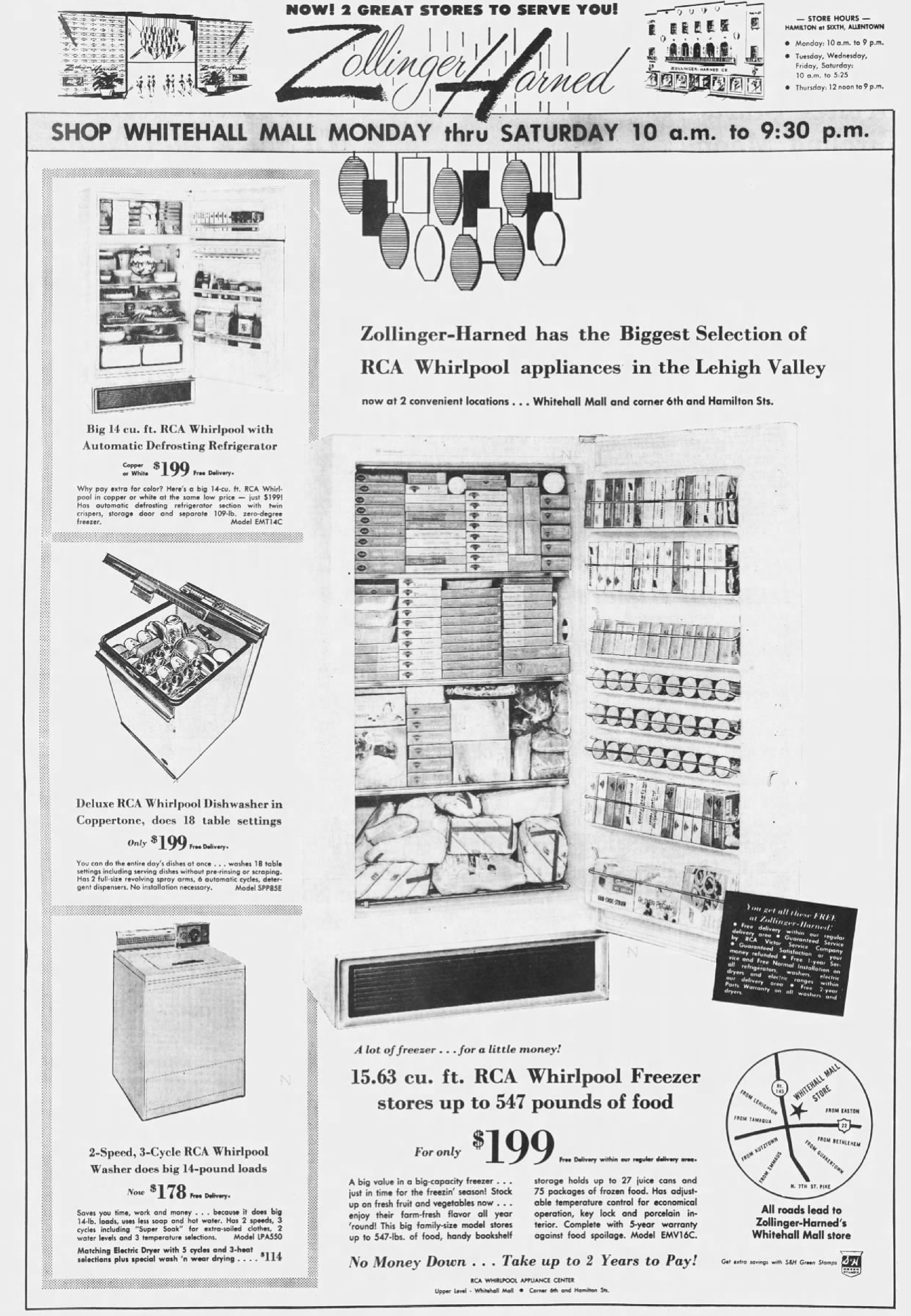 File1966 Zollinger Harned Department Store 15 Aug Mc