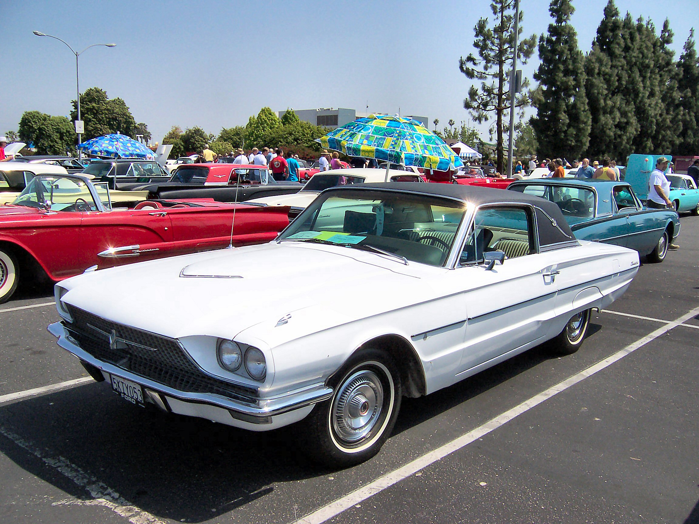 1966 ford thunderbird classic automobiles. Cars Review. Best American Auto & Cars Review