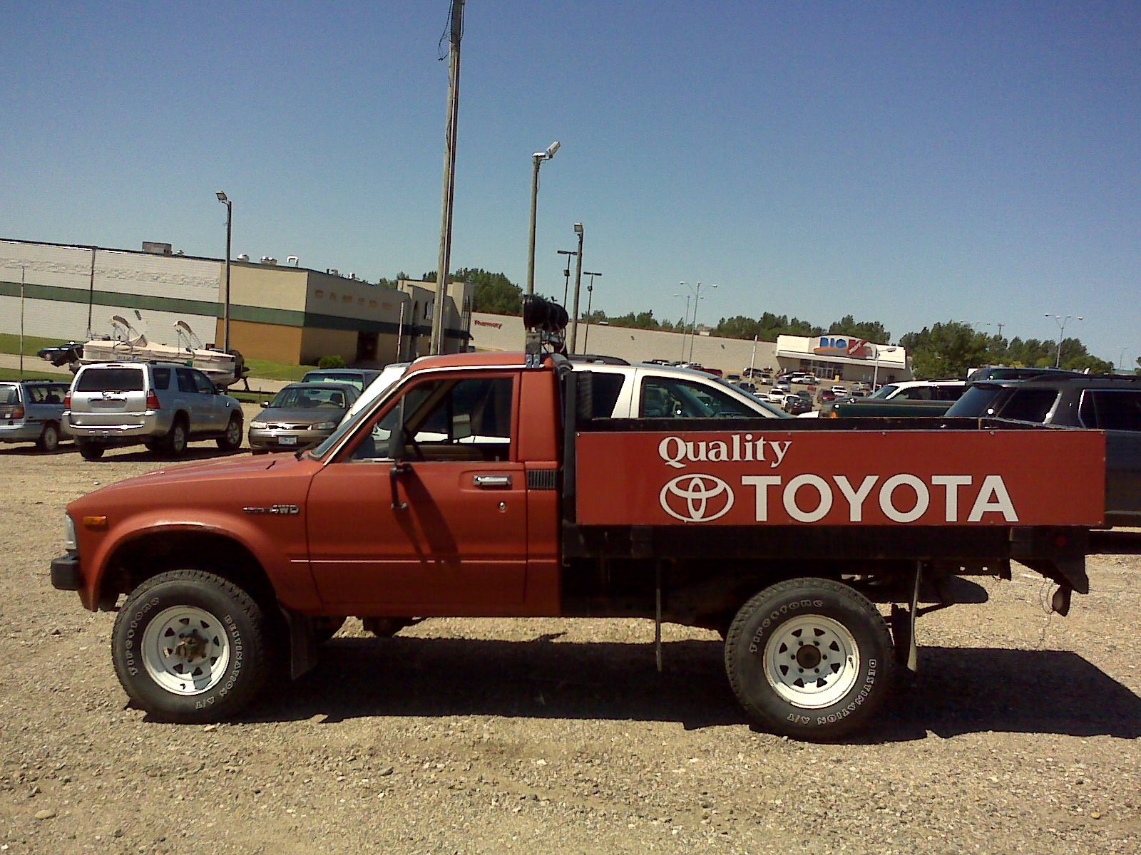File 1983 Toyota Pickup Jpg Wikimedia Commons