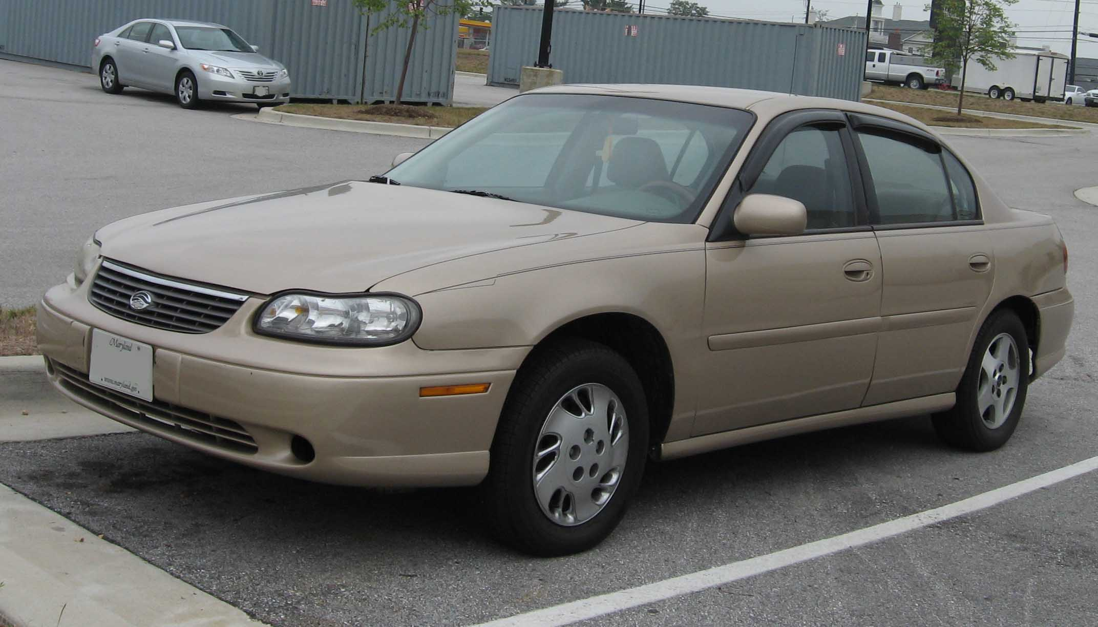 1999 Chevrolet Malibu Complaints,.