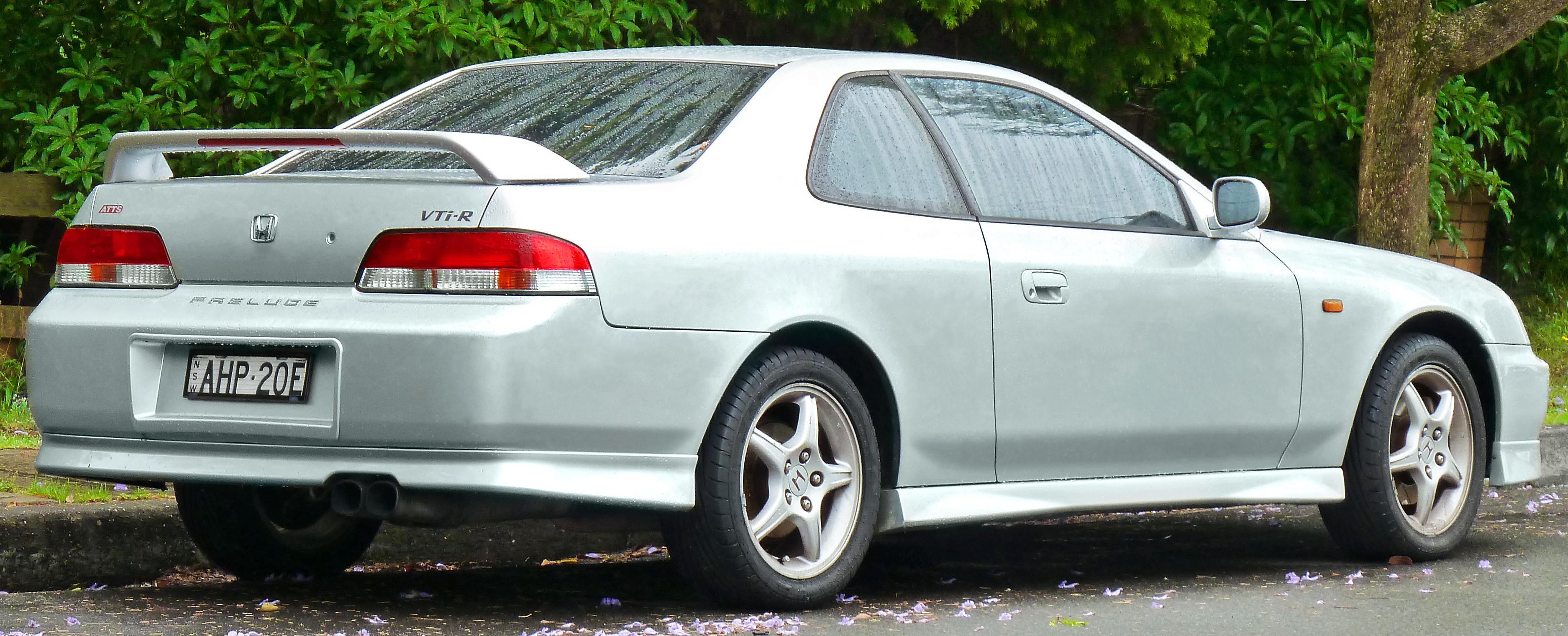 File 1997 2001 Honda Prelude Vti R Atts Coupe 2011 11 17 02 Jpg Wikimedia Commons