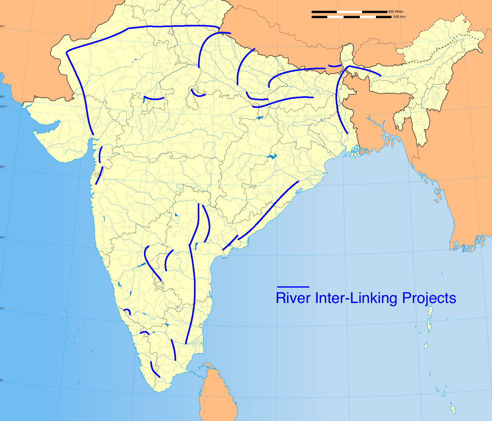 Indian Rivers Inter Link Wikiwand