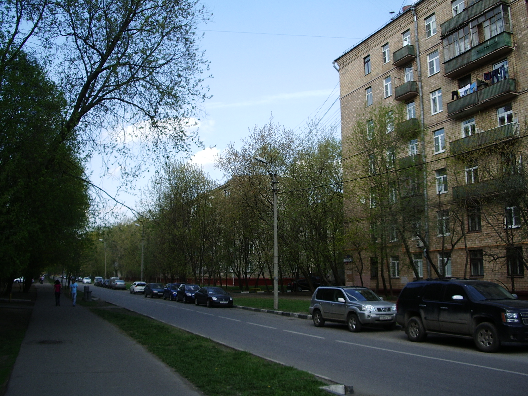 Балтийский 3-й переулок, 6к4