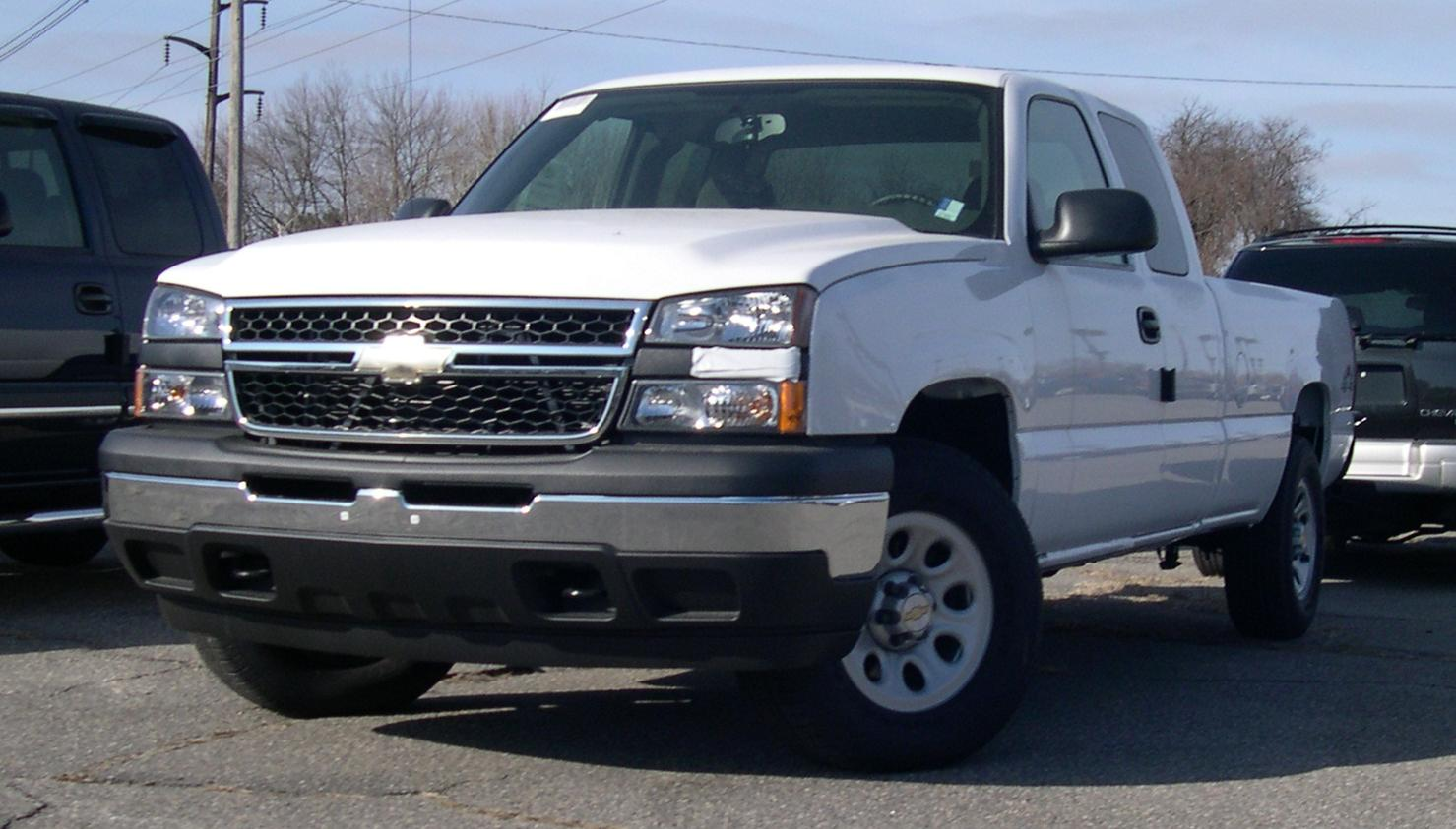 2006 Chevy Silverado 1500hd For Sale