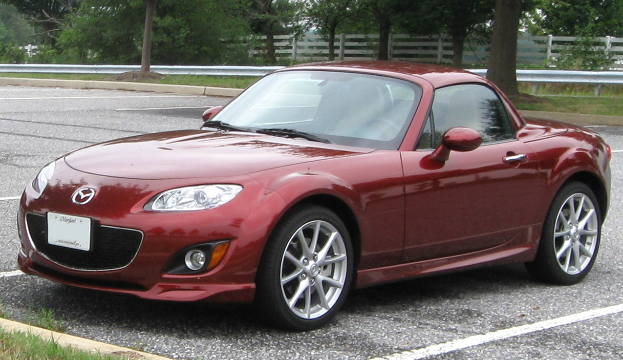 Description 2009 Mazda MX-5 Miata -- 08-28-2009.jpg