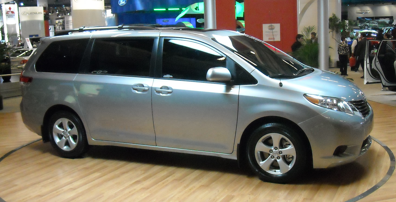 Brilliant Toyota Sienna  Simple English Wikipedia The Free