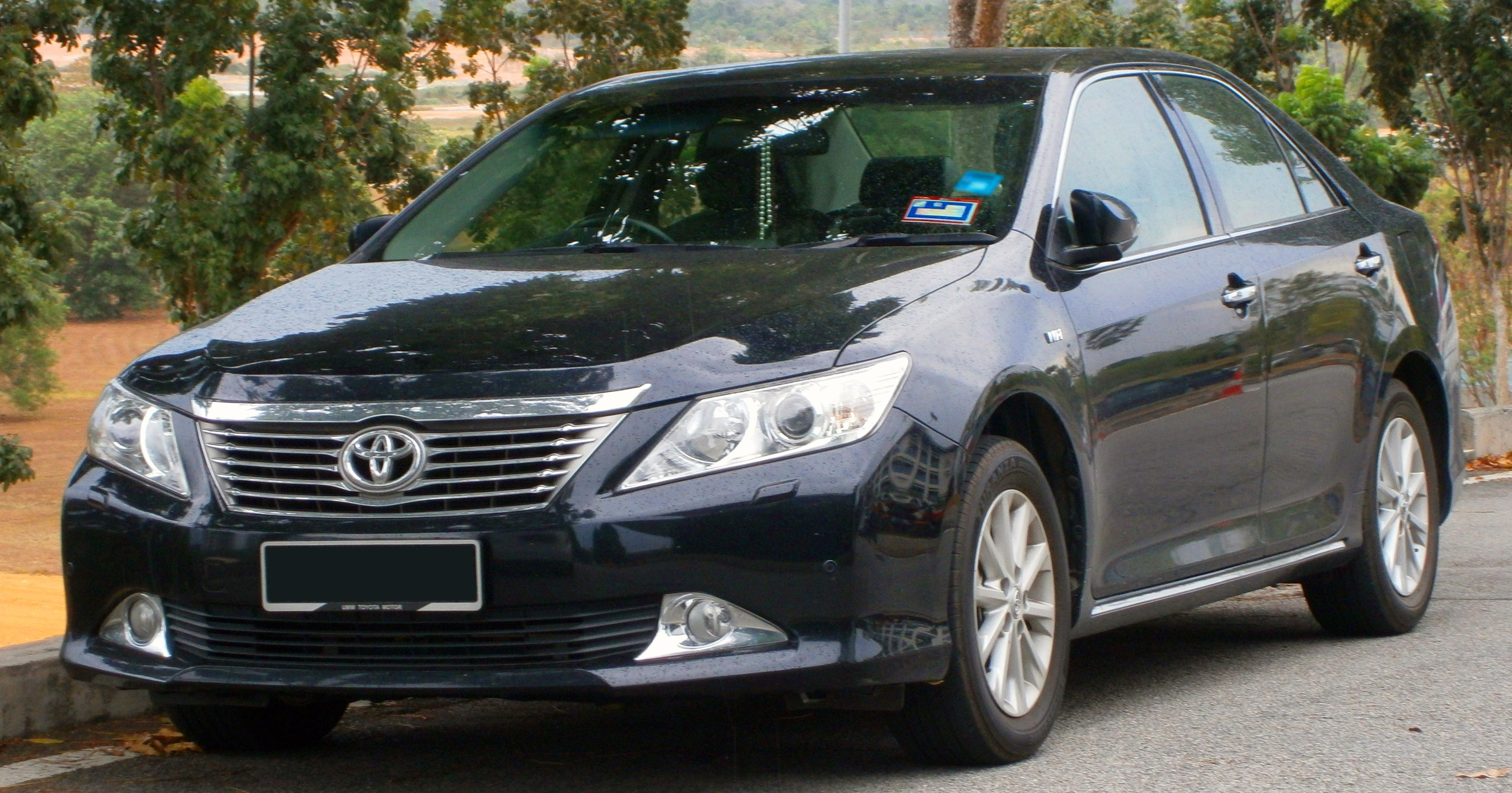 File 2012 Toyota Camry 2 0g In Cyberjaya Malaysia 01