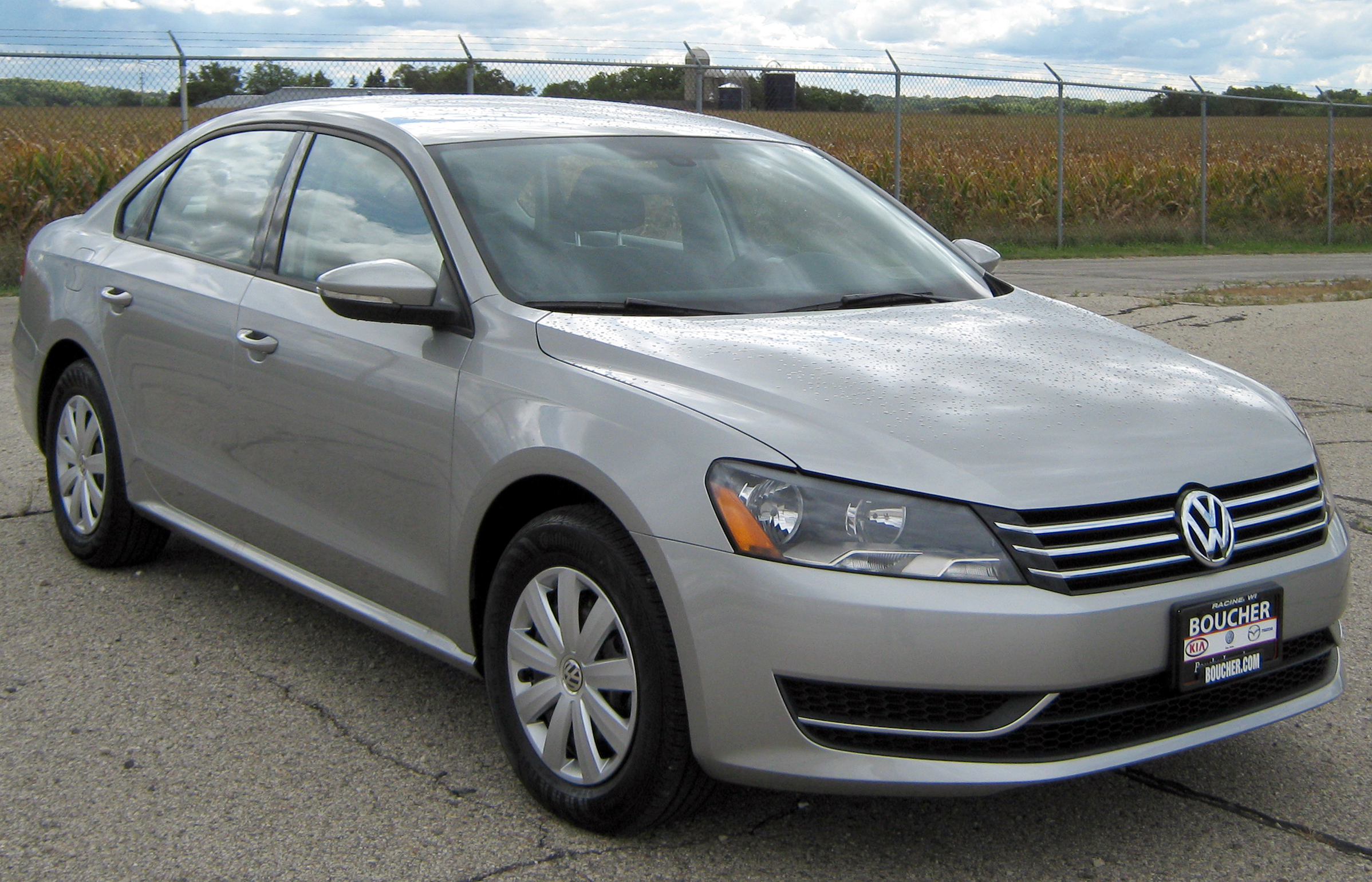 Volkswagen Passat North America And China Wikipedia