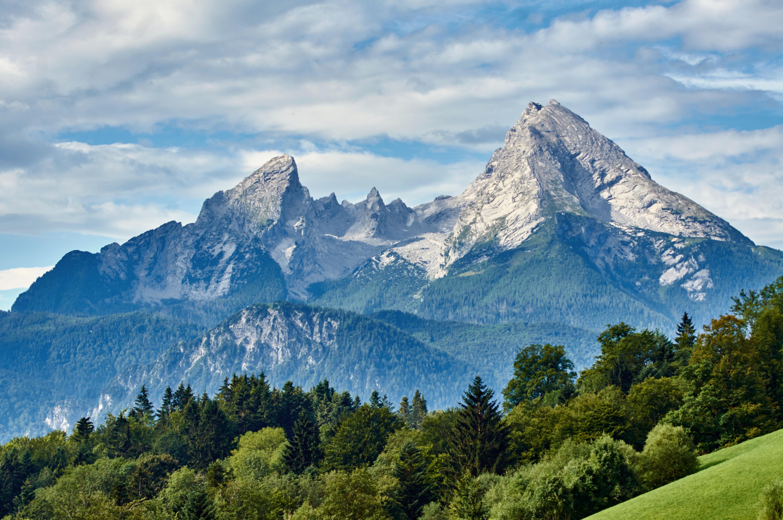Klettersteigset Watzmann : Watzmann u wikipedia