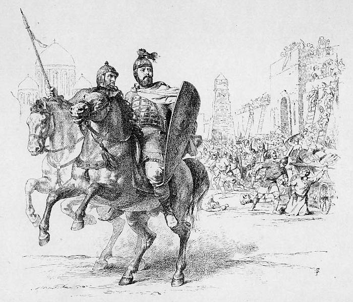 О  князе Андрее Боголюбском – и первом разорении Киева
