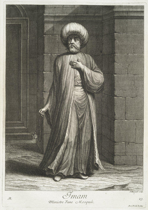 Jean Baptiste Vanmour, Public domain, via Wikimedia Commons