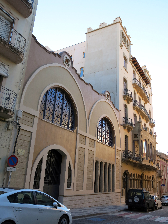 File 685 Magatzem D Olis De La Casa Bau C Ramon Berenguer