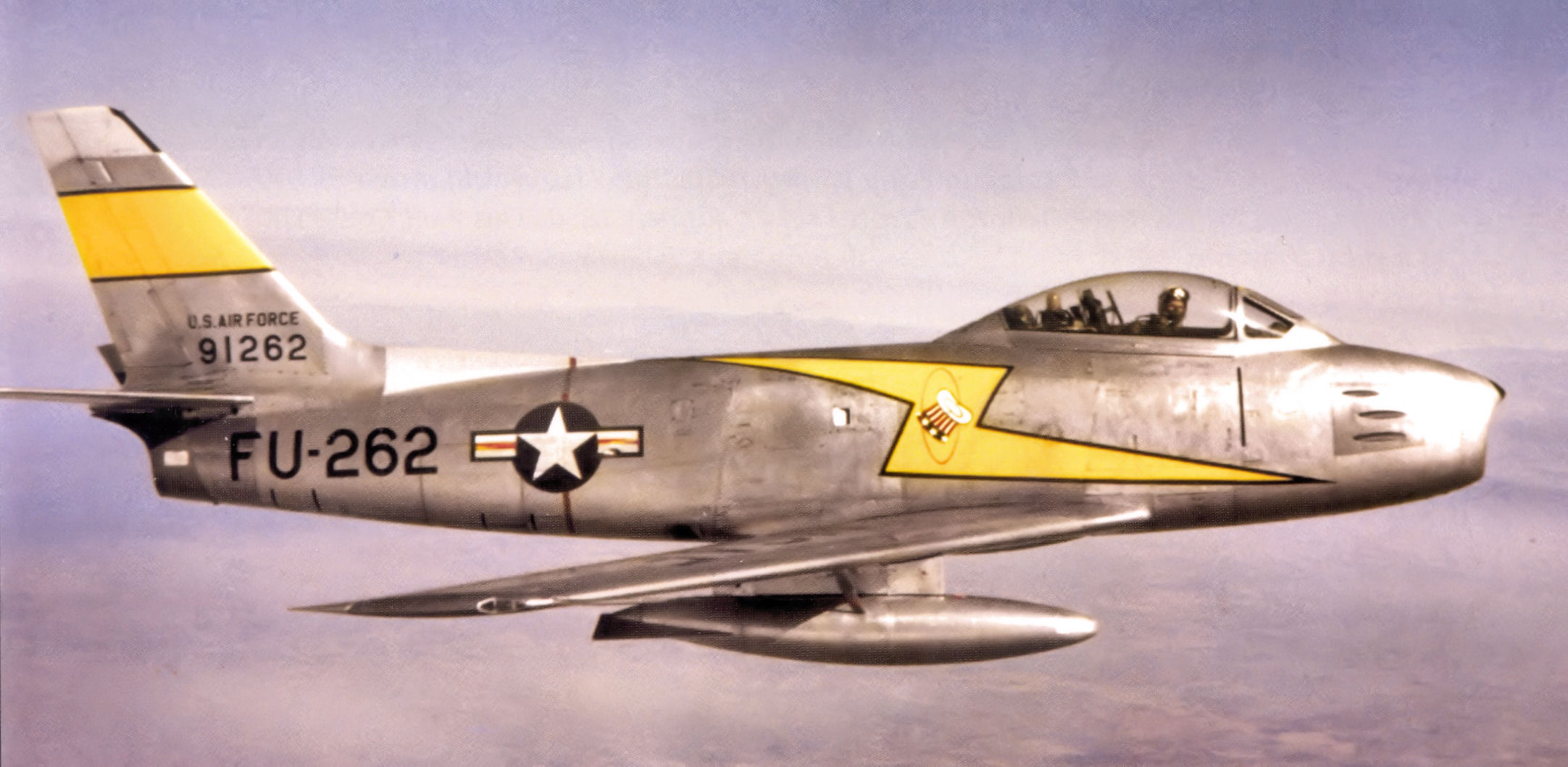 File:94th Fighter Squadron North American F-86A-5-NA Sabre 49