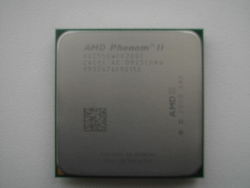 AMD Phenom 8450 Triple-Core