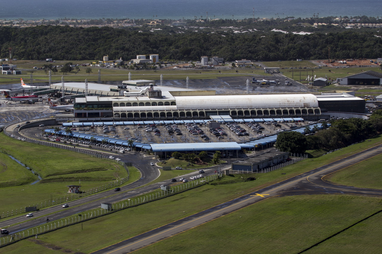 Aeroporto de salvador bahia brazil 1