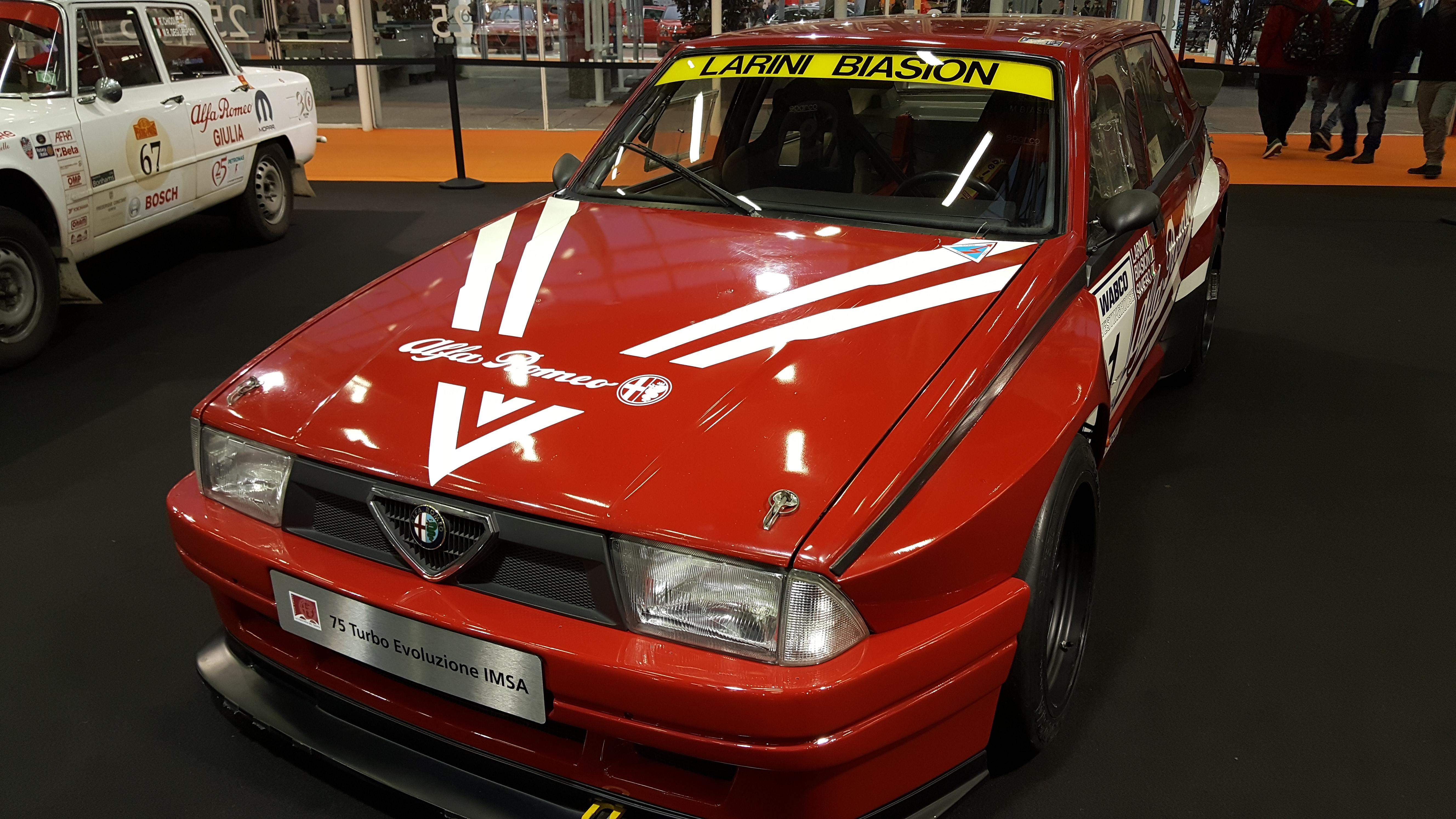 File Alfa Romeo 75 Turbo Evoluzione Imsa Jpg Wikimedia Commons
