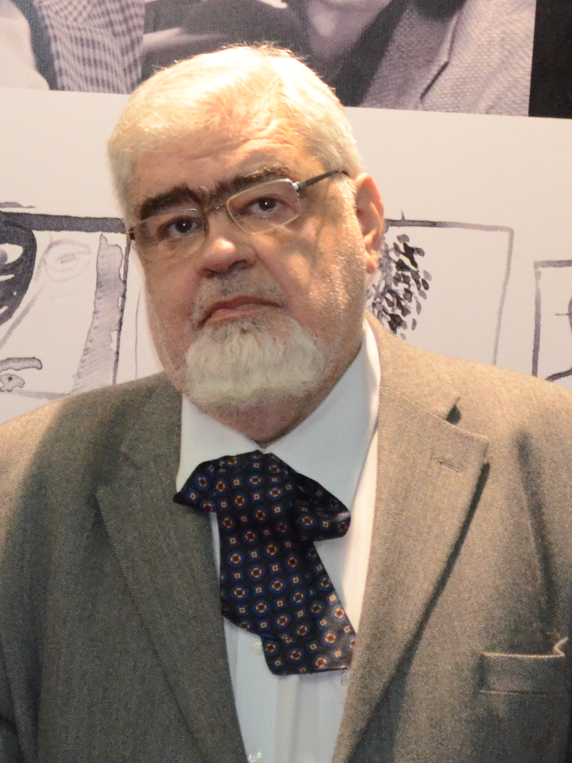 Picture of an author: Andrei Pleşu