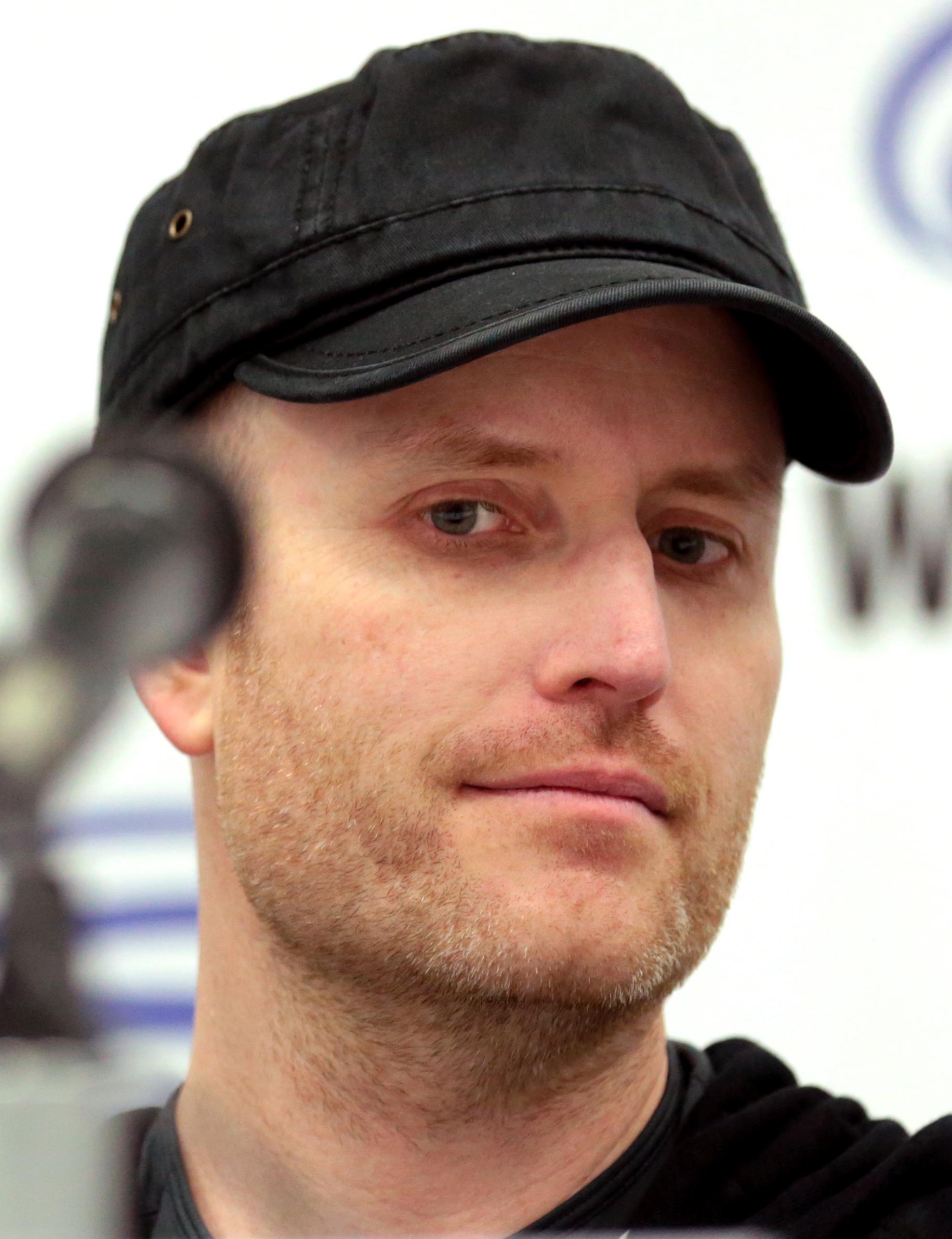 Andrew Lockington in 2017