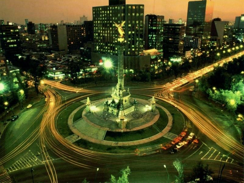 Angel de la Independencia Mexico City