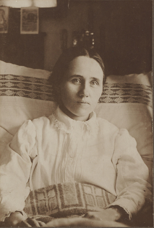 Den hellige Anna Schäffer (ca 1920)