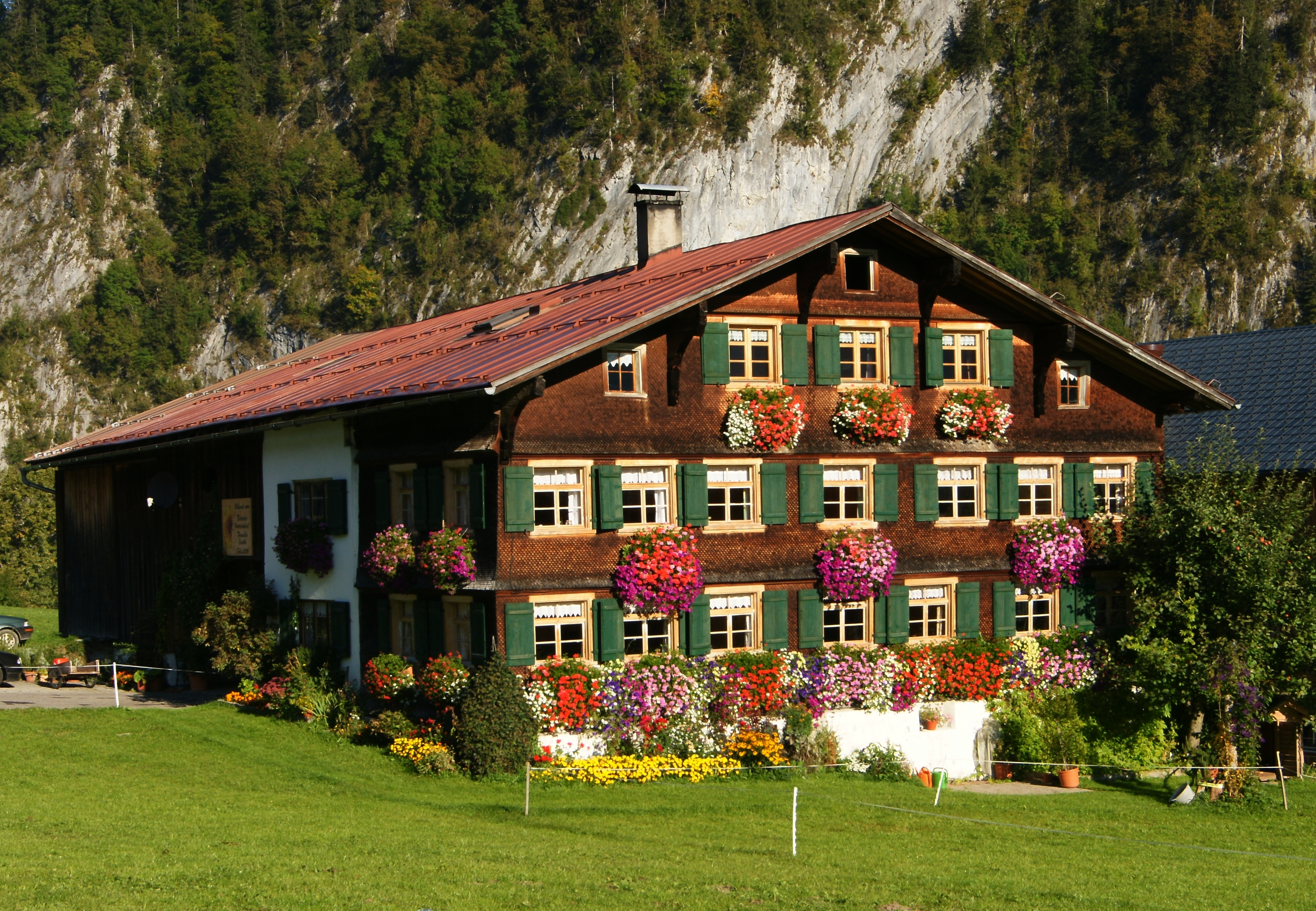 File argenau 116 jpg wikimedia commons for Traditionelles haus