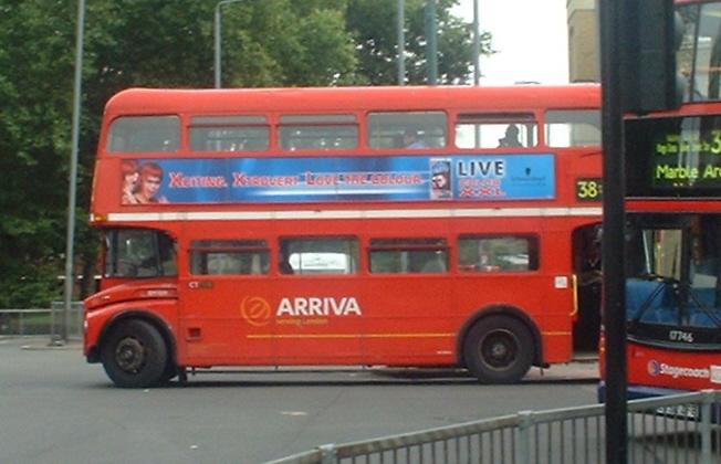 description london buses route 253 images femalecelebrity. Black Bedroom Furniture Sets. Home Design Ideas