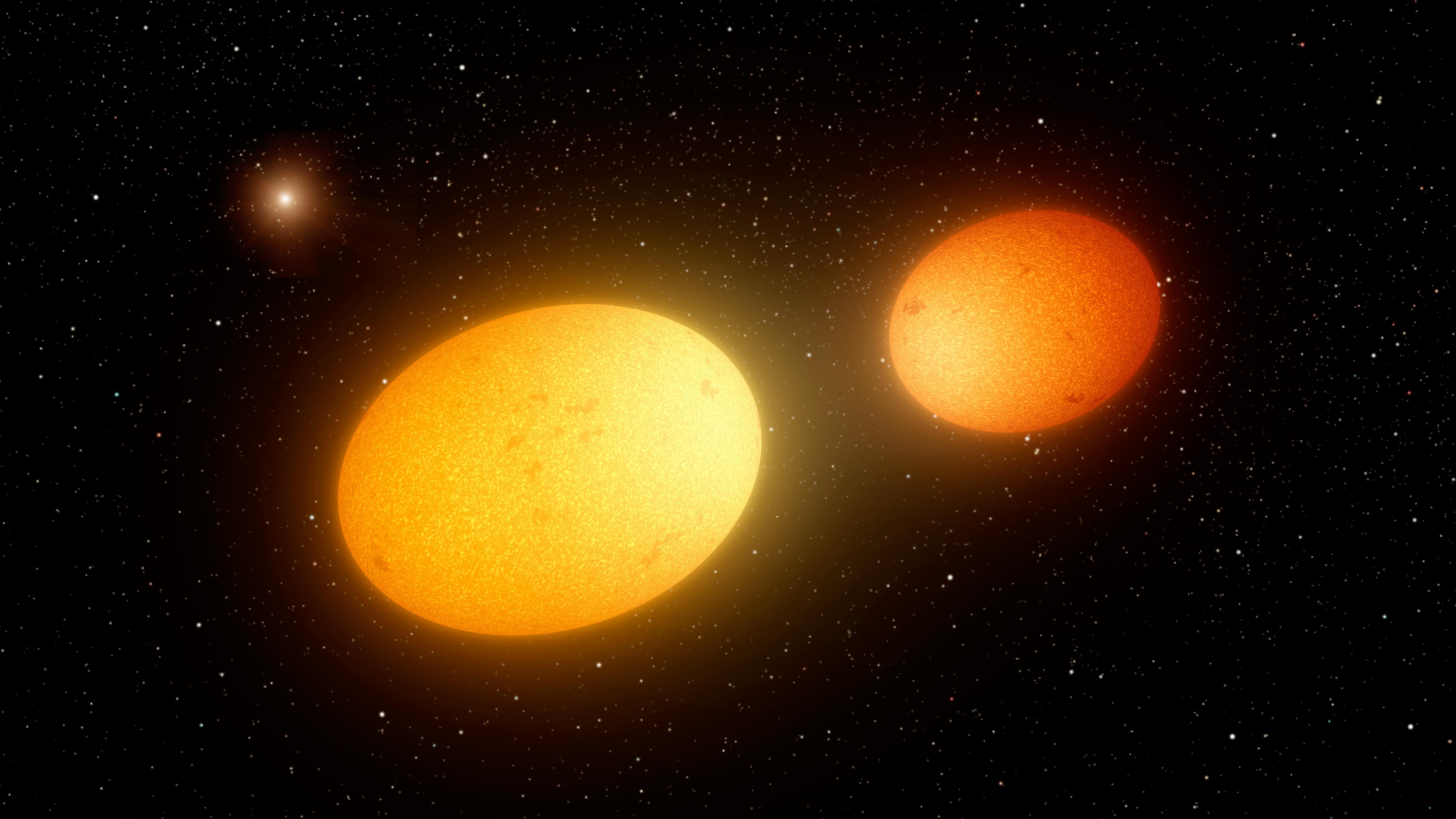 Amatör Gökbilimciler Olağan Dışı Bir Yıldız Keşfetti…