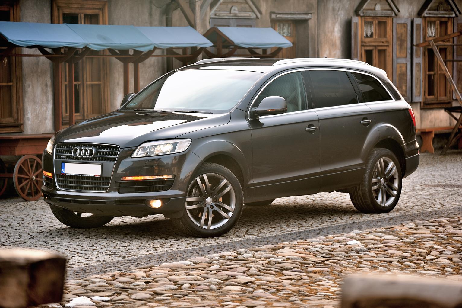 Kekurangan Audi Q7 Quattro Perbandingan Harga