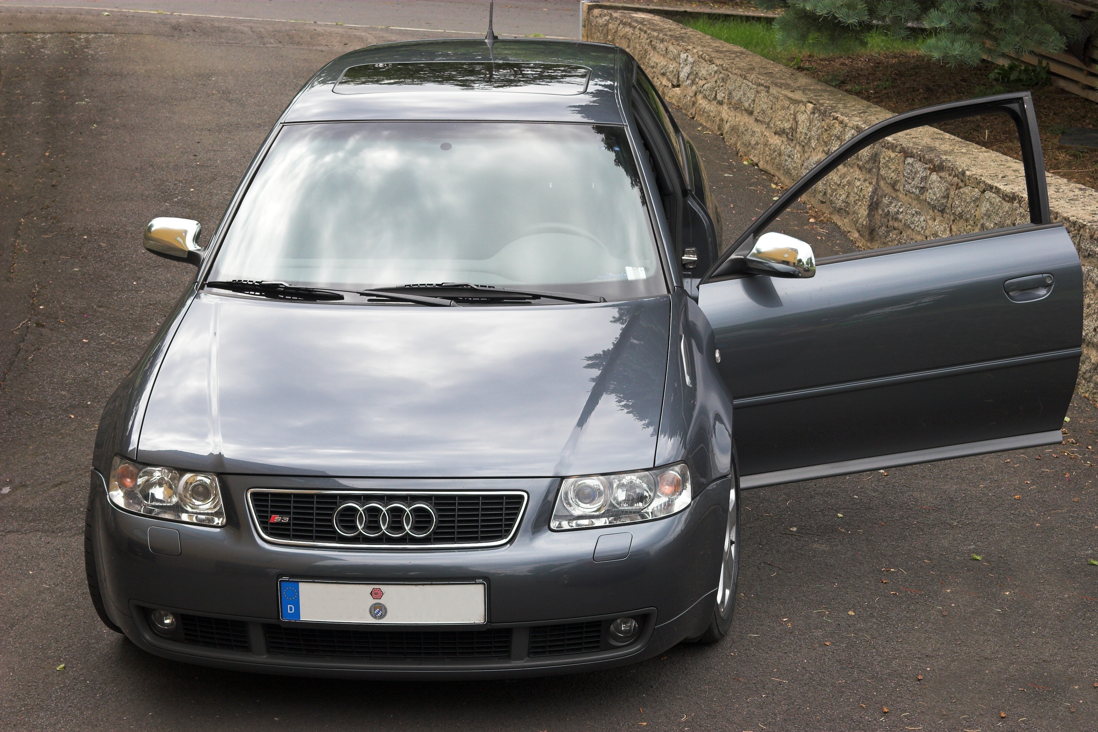 File Audi S3 2003 Dolphingray Jpg Wikimedia Commons