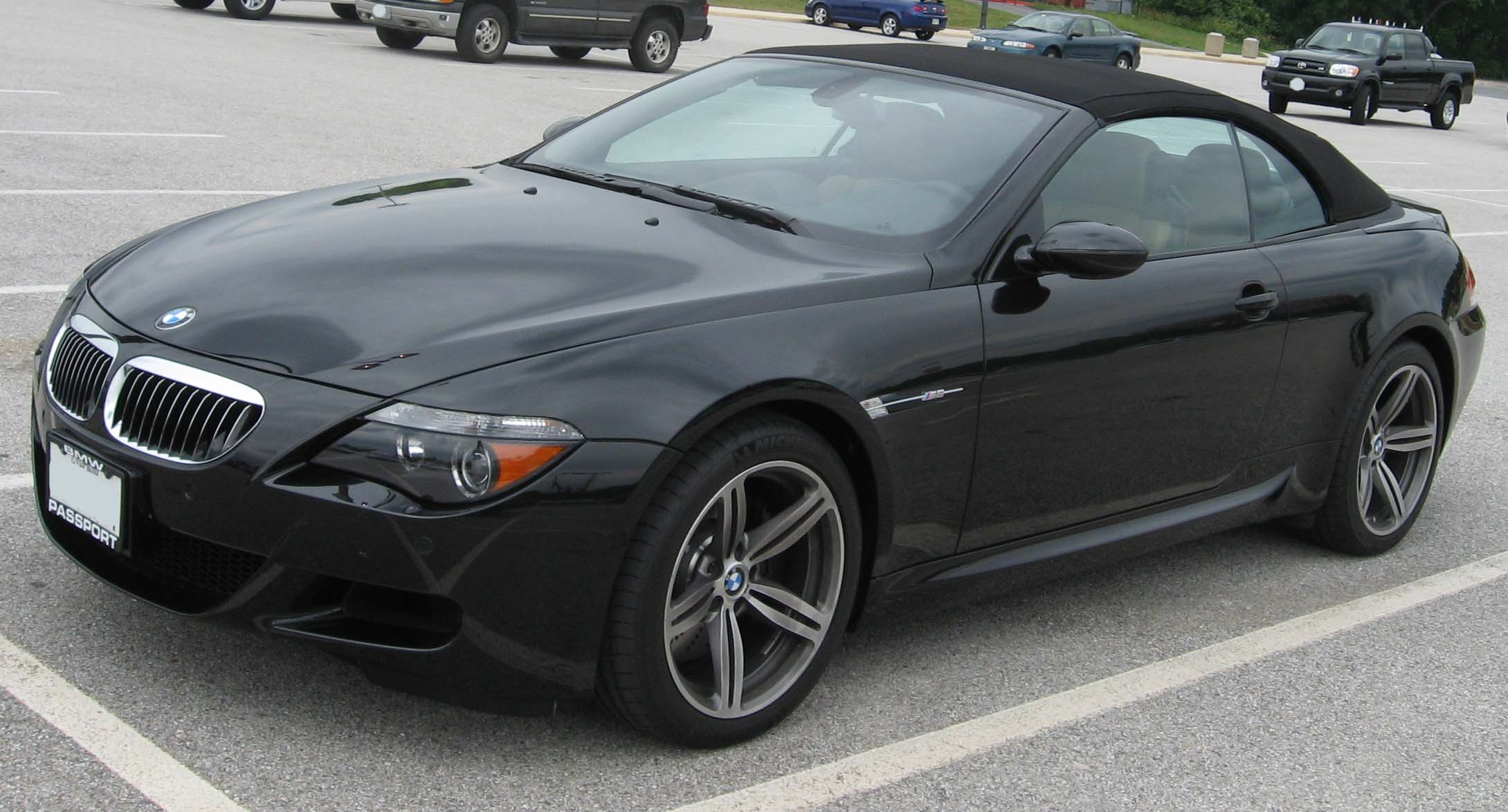File Bmw M6 E64 Jpg Wikipedia