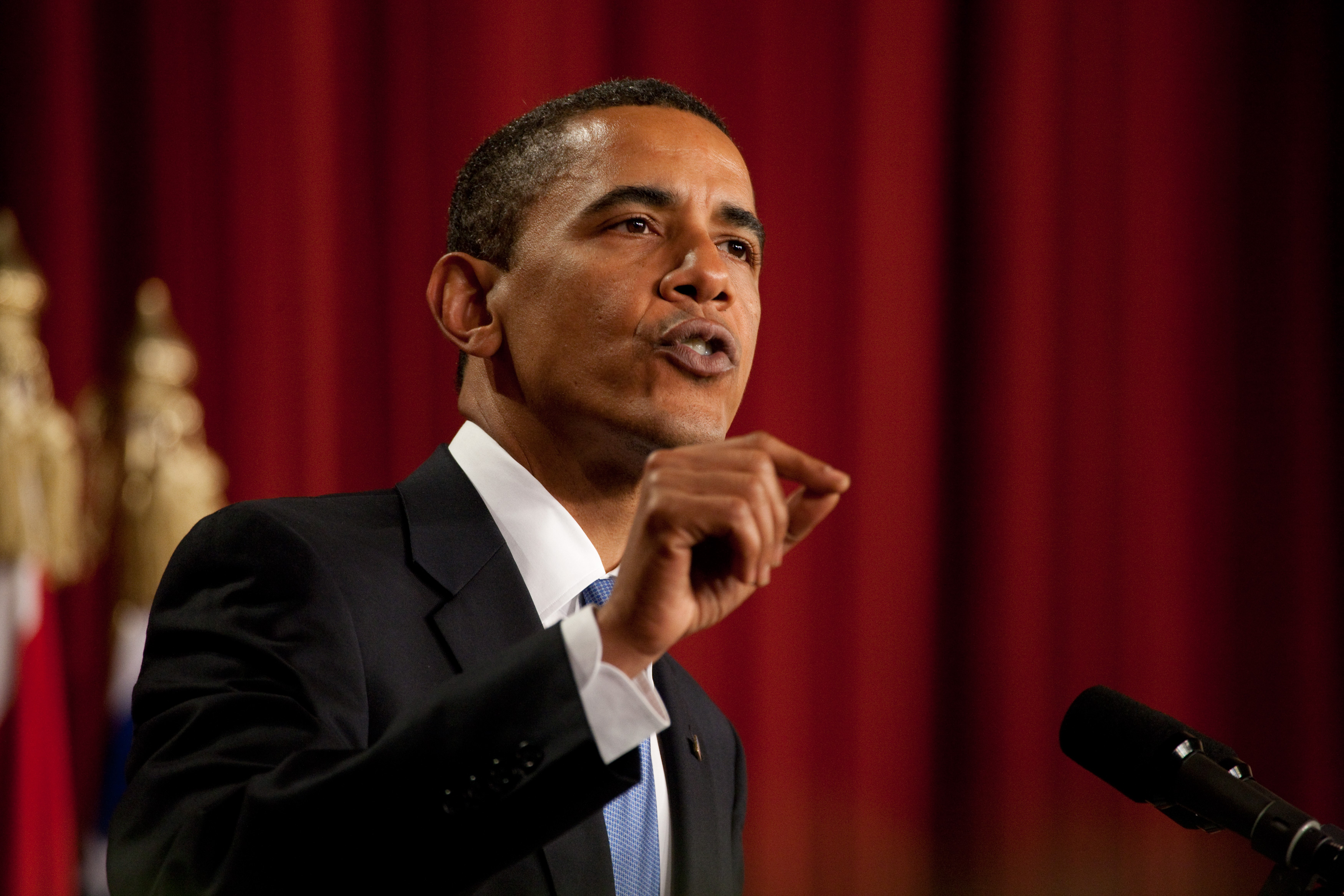 What's SHU doing? Rival school snags Obama to speak