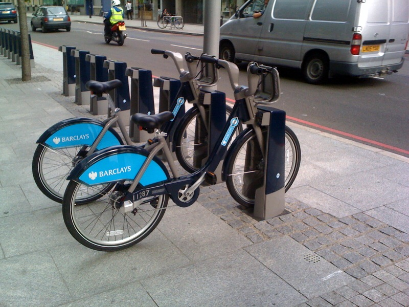 Bicycle-Sharing System