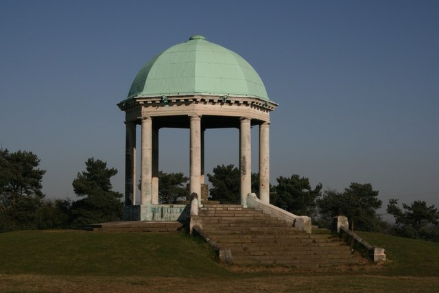 Barr Beacon Dome - geograph.org.uk - 689835