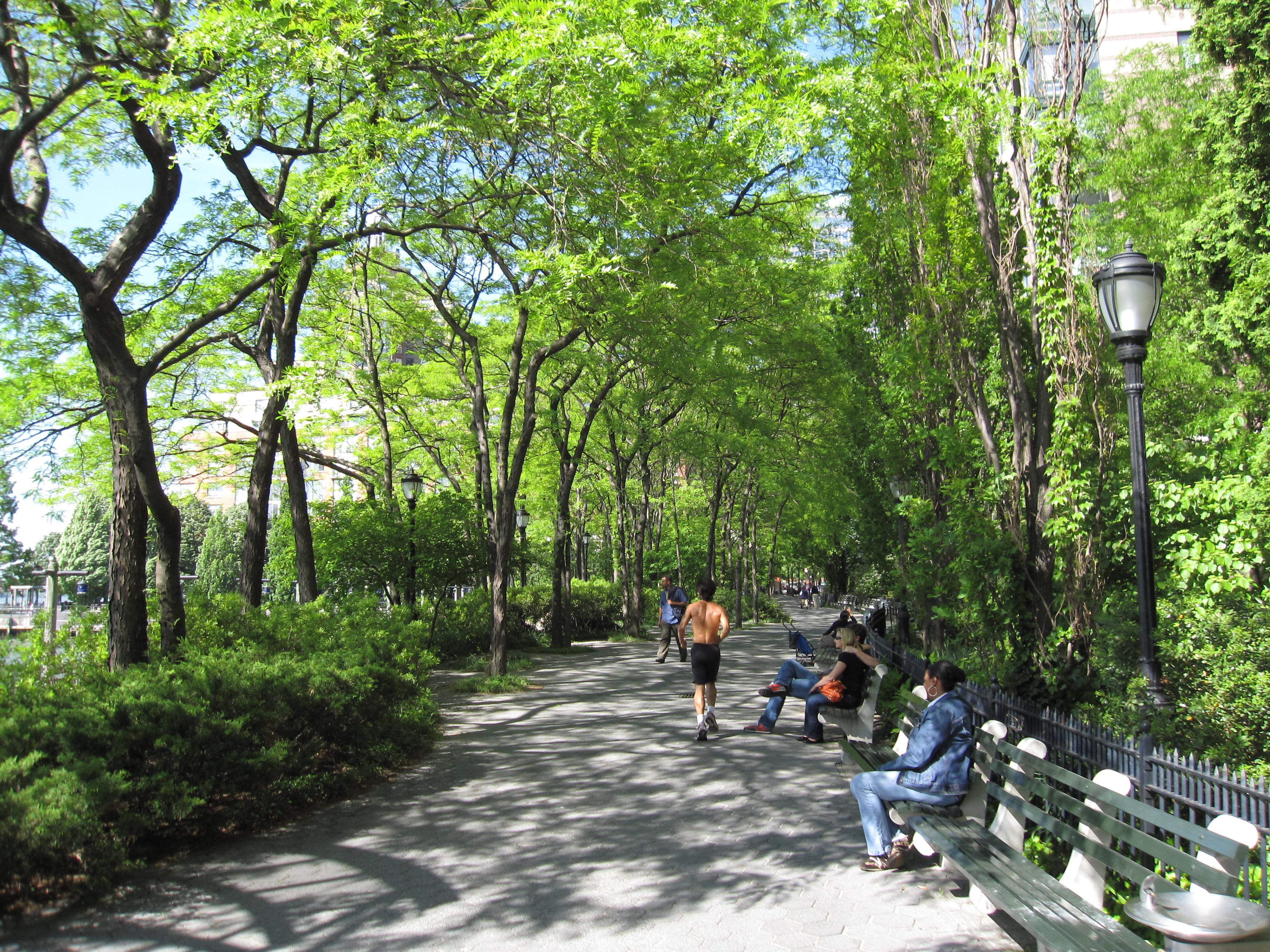 Battery Park City #