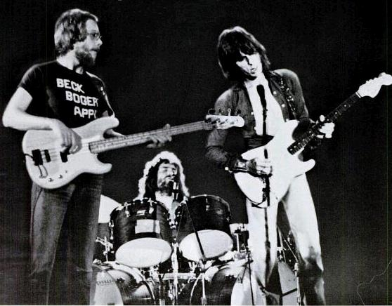 The Jeff Beck Group Ice Cream Cakes Topic