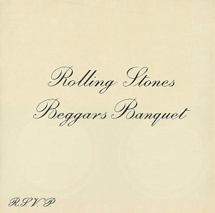 <i>Beggars Banquet</i> 1968 studio album by the Rolling Stones