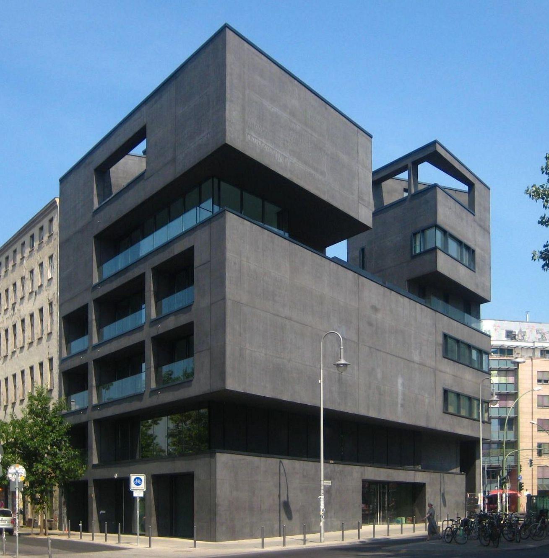File:Berlin, Mitte, Linienstrasse 40, Wohn- Und