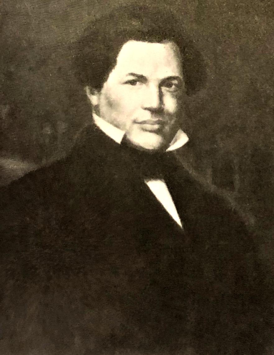 Bishop Jermain Loguen, 1835