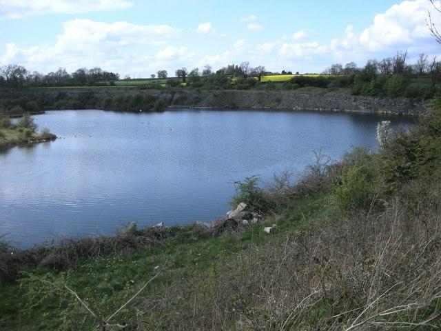 Bishops Bowl Lakes - geograph.org.uk - 2359588