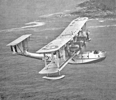 Blackburn Iris Mk III S1263