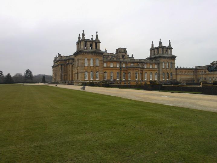 File:Blenheim Palace exterior.jpg