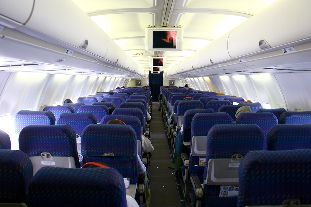 File boeing 757 28a ethiopian airlines for Interieur boeing 757