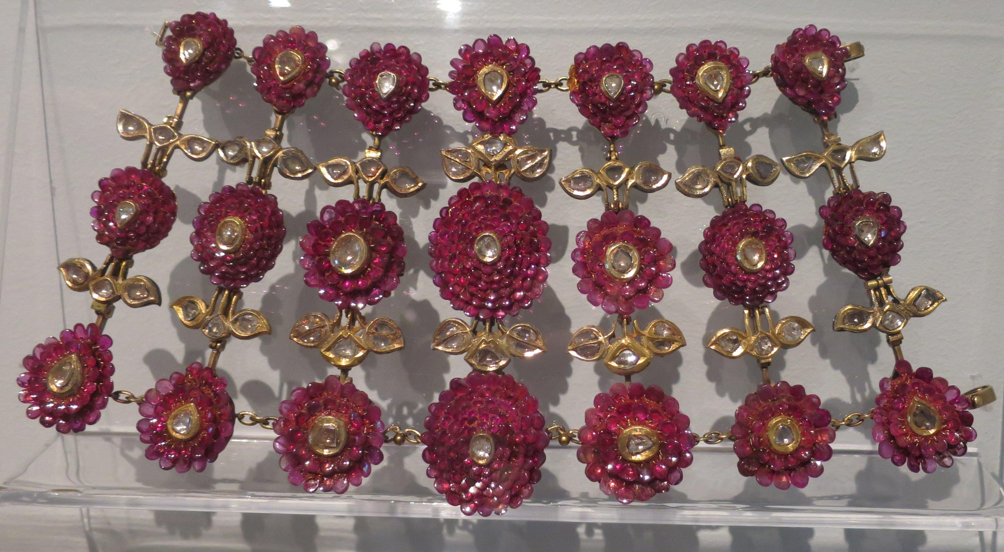 File:Bracelet from India, Doris Duke Foundation for Islamic