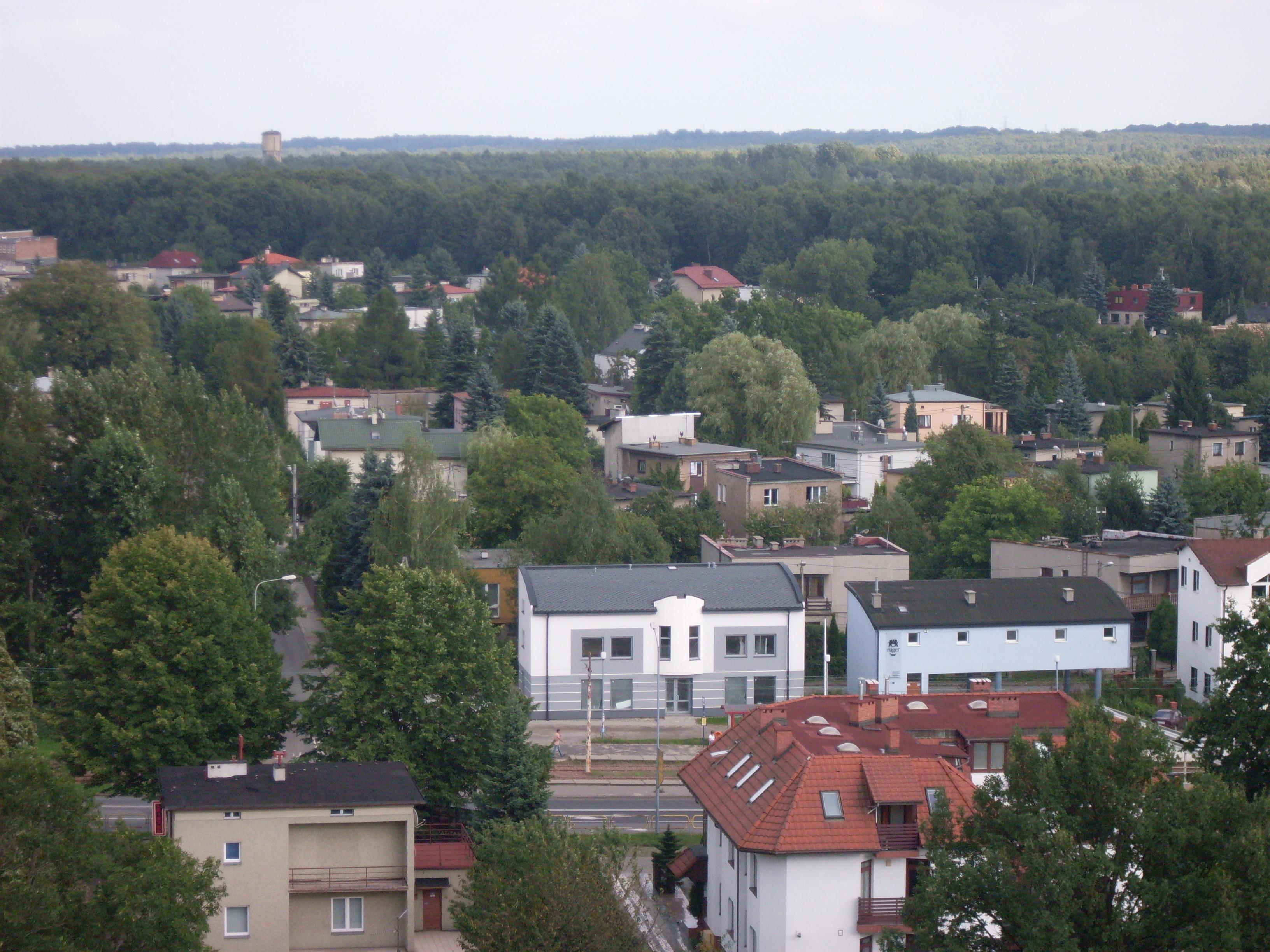 Brynów Osiedle Zgrzebnioka Wikipedia Wolna Encyklopedia