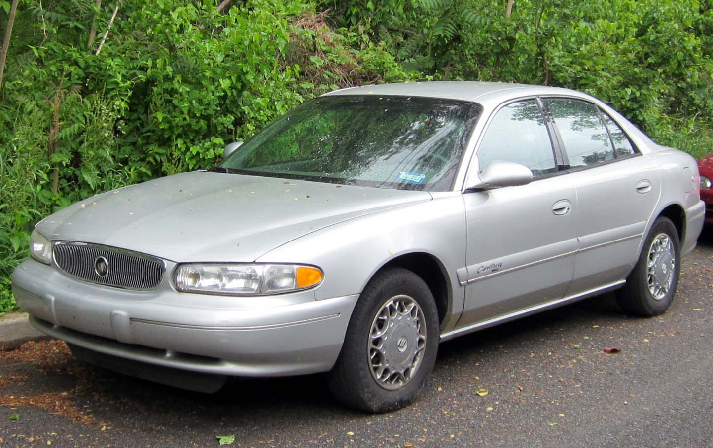 Buick Century on 1990 Buick Lesabre Limited