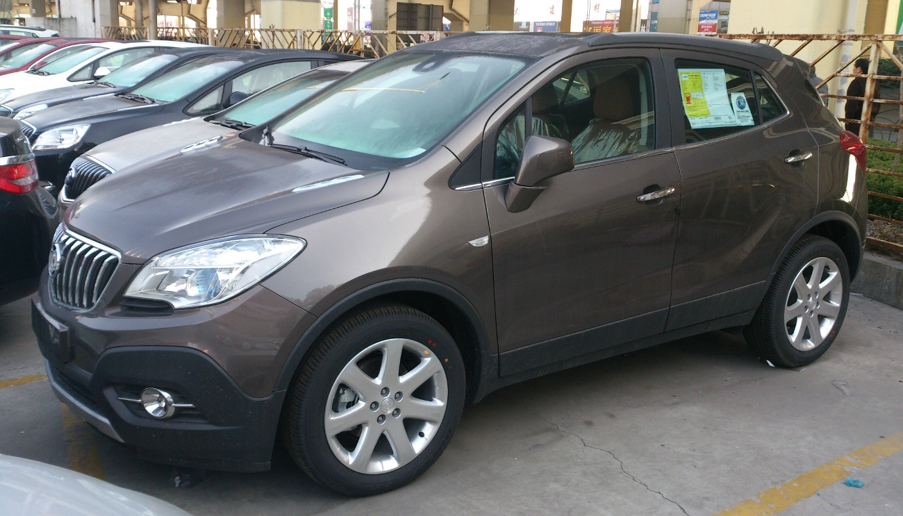 FileBuick Encore China Jpg Wikimedia Commons - Buick encore wiki