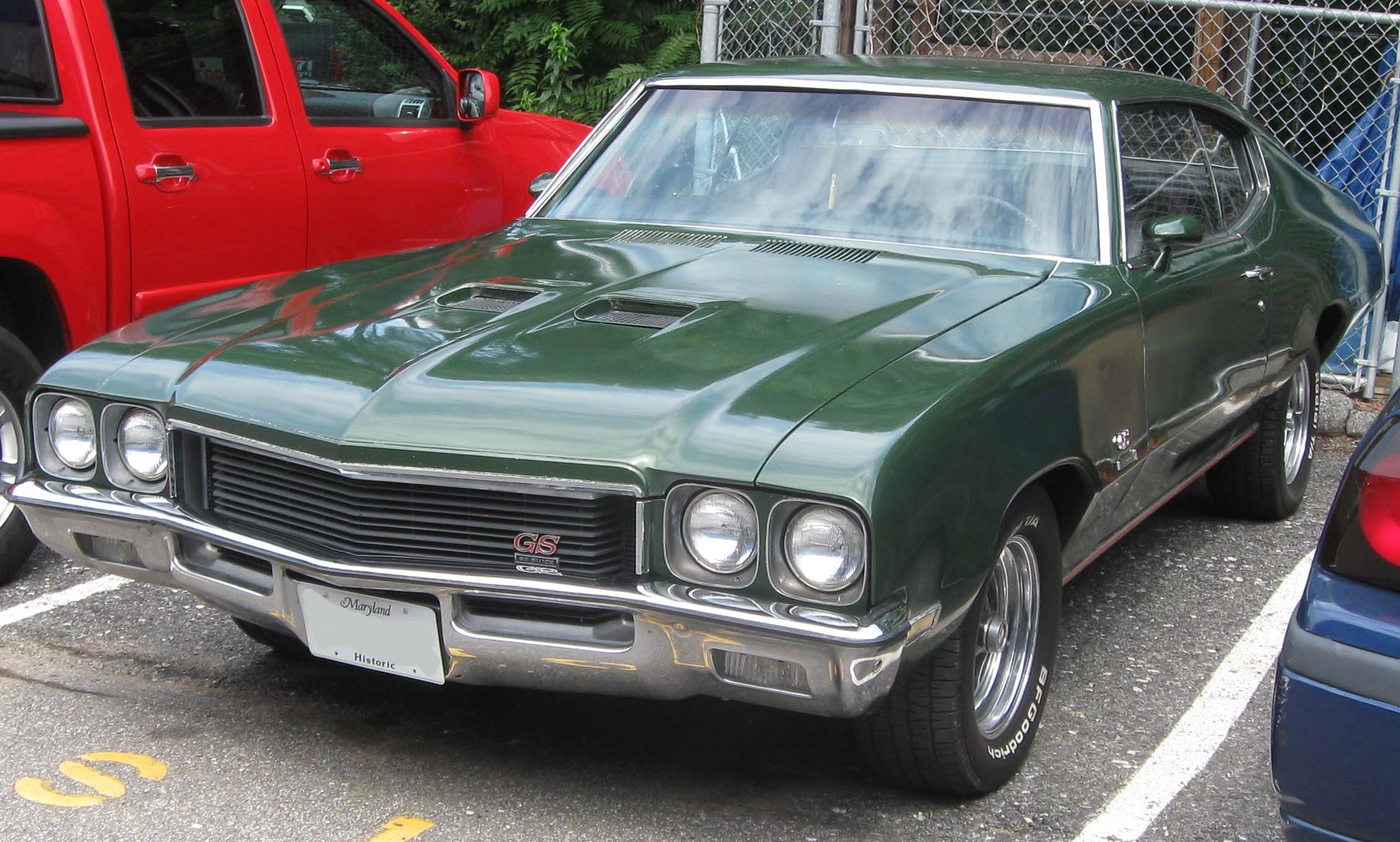 File:Buick Skylark GS -- 08-12-2010 1.jpg - Wikimedia Commons