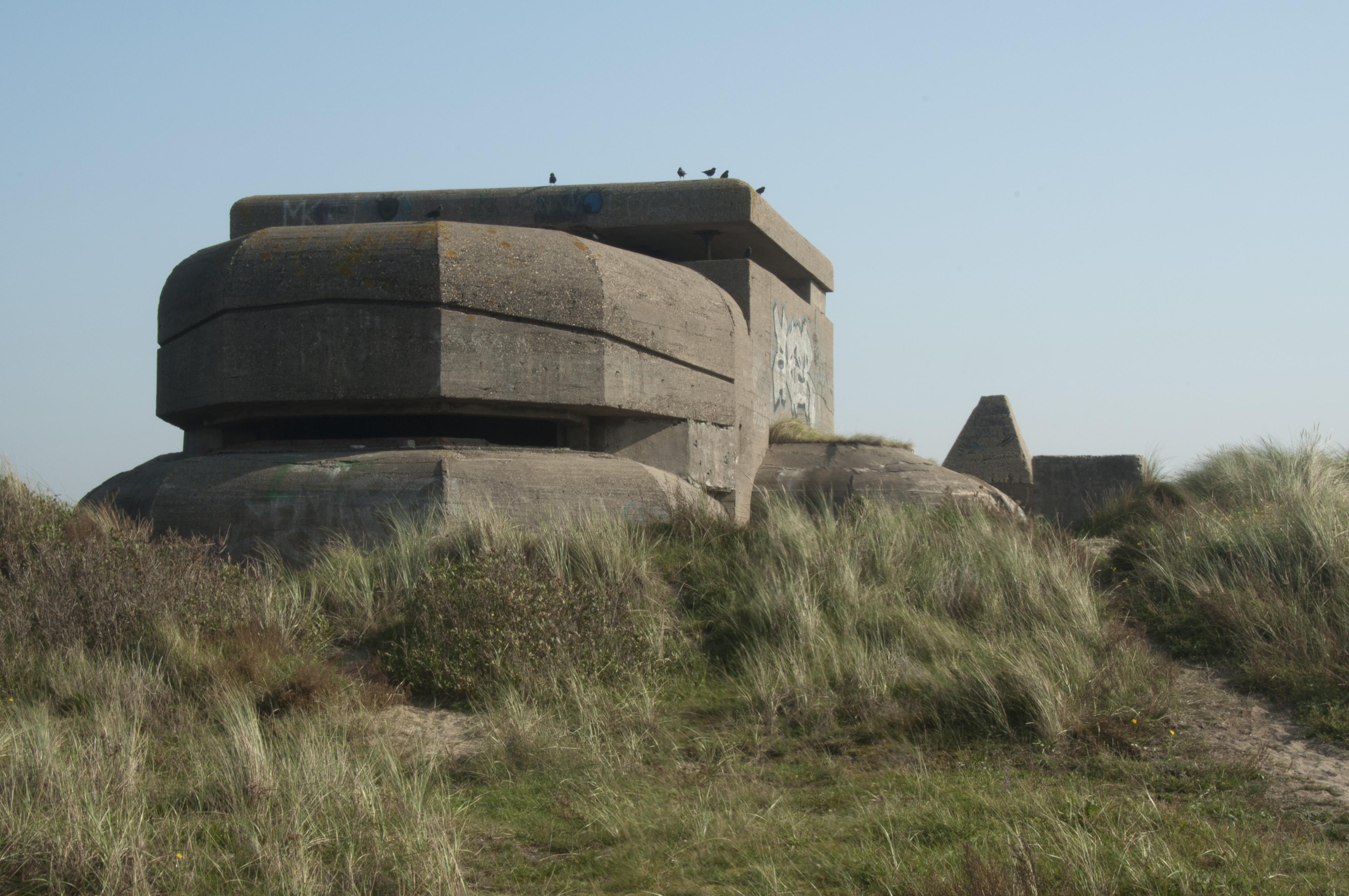 Hitlers secret bunkers
